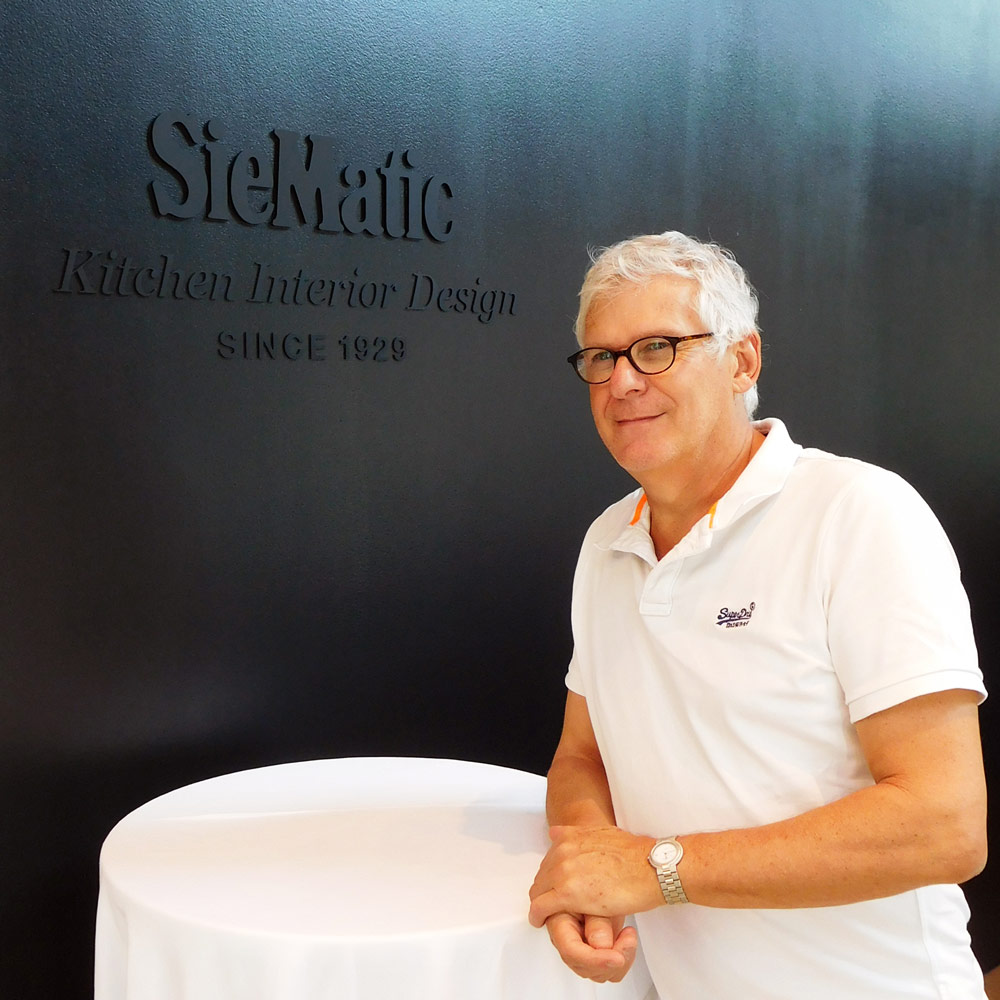 Eric Thouement - Arte Concept - SieMatic Cannes